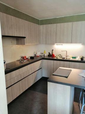 Keuken renovatie Schaffen