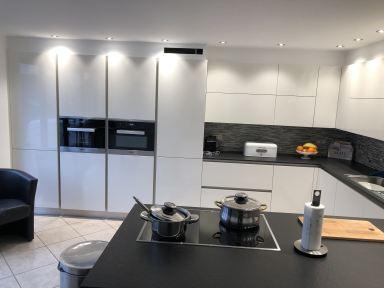 Renovatie keuken Scherpenheuvel Miele toestellen staan er ook in