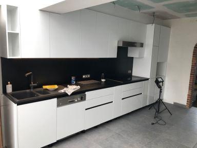 Keuken renovatie Zichem