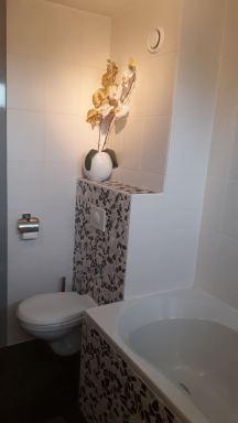 Badkamer verbouwing Houten