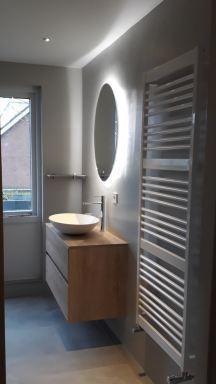 Badkamer renovatie Odijk