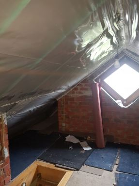 Hellend dak isoleren Wijshagen
