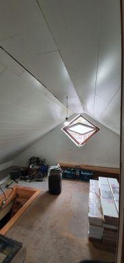 Zolderverbouwing in wijshagen