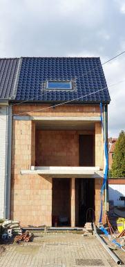 Nieuwbouw dak Hasselt