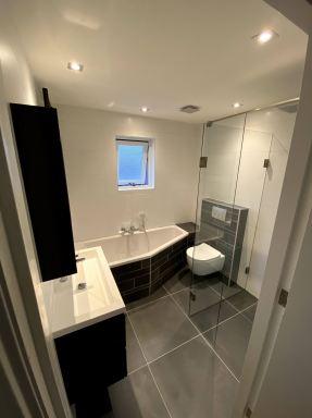Badkamer renovatie Boxtel