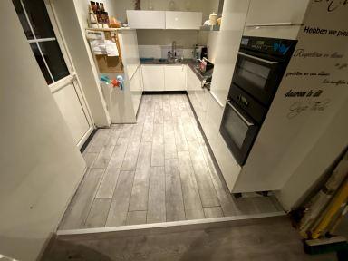 Keuken vloer Best