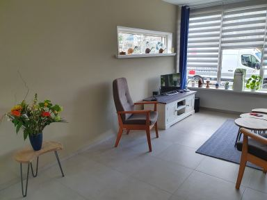 vloerverwarming woonkamer gereed Kapelle