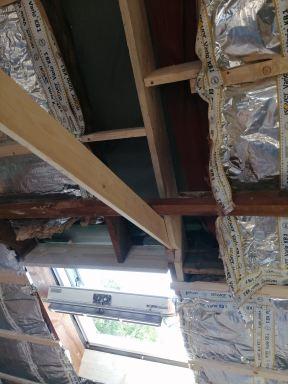 dakraam velux en schoorsteen wegbreken