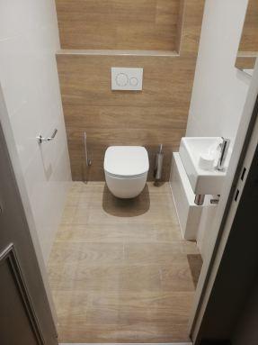 toilet renovatie te Ekeren