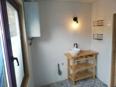 badkamerrenovatie tegelwerken Rupelmonde