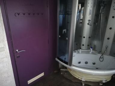 badkamerrenovatie Rupelmonde voor de werken