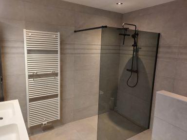 badkamerrenovatie te Beveren