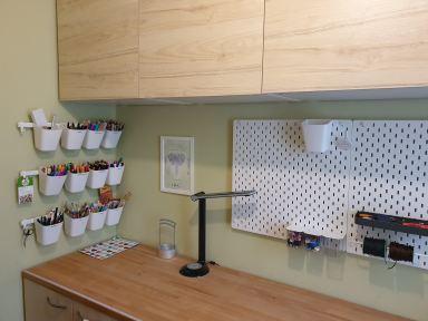 maken van hobbykamer te Tienen