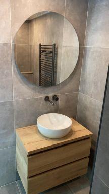 Badkamer realisatie Lelystad