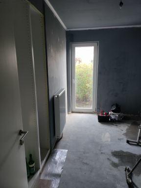 Verplaatsen radiator en monteren van Ikea kastenwasplaats Zoersel